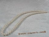 aps6-6.5a1 16-inch 6-6.5mm A+ White Cultured Akoya Pearl strands