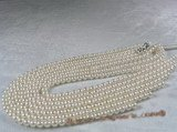 aps65-7 6.5-7mm white chinese saltwater pearl strands wholesale,from AAA+ to A grades