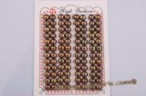blpb012 wholesale 7.5-8mm AAA grade coffee bread loose pearl