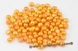 lpb077 20pcs 11-12mm undrilled gold color nugget loose pearl bead
