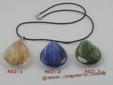 cp014 30*40MM tear drops faceted chinese crystal Pendant