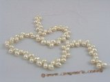 frp001 Wholesale white 5-6mm firecracker freshwater pearls