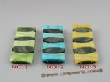 sbr031 whoesale 30mm wide stretchy shell bracelets