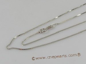 SC001 16inch 925 Sterling silver chain for pendant