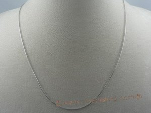 sc002 16inch 925 Sterling silver chain for pendant