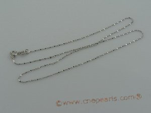 sc009 16inch 925 Sterling silver chain use for pendant