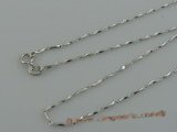 sc012 16inch 925 Sterling silver  chain use for pendant