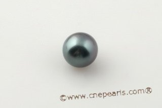 Tahiti12-13aa Wholesale AA grade natural black tahitian loose pearls,12-13mm