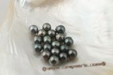 Tahiti8-9aaa 8-9mm AAA Grade natural tahitian black loose pearls in wholesale